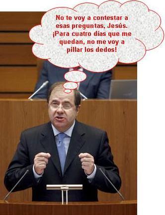 Nos responde el presidente, Juan Vicente