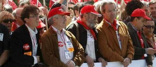 Representantes de la vergüenza, la dejadez y la falta de ética en España.