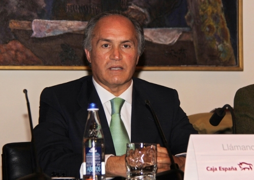 Evaristo del Canto, principal culpable del caos financiero.