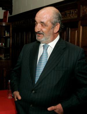 Santos Llamas, uno de los presuntos culpables del fraude de Caja España-Duero.
