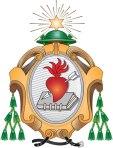 Escudo de la Orden de Agustinos Recoletos.