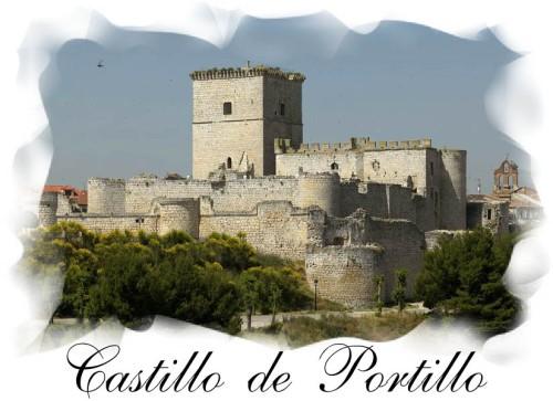 Castillo de Portillo, fortaleza. S. XIV-XV.