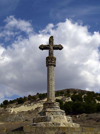 Cruz del pelícano desde otra perspectiva.
