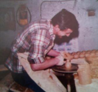 Salvador, amplia tradición alfarera.