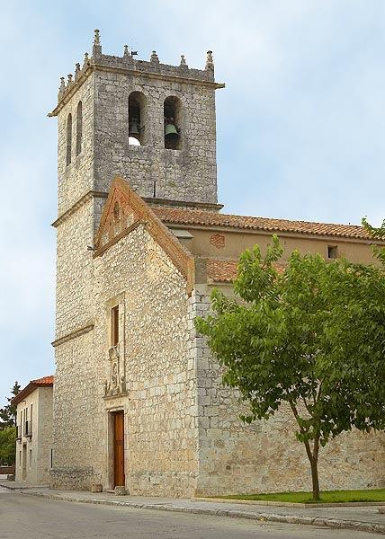 Iglesia de Santa María La Mayor / Portillo 1º Dto.