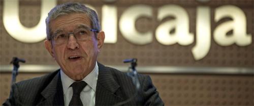 Braulio Medel, gran 'capo' de UNICAJA y principal lastre de ésta.