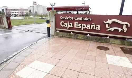Servicios centrales de la fraudulenta Caja España, hoy parte del Banco Ceiss