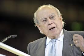 Jordi Pujol, expresidente de Cataluña y representante del mayor desfalco al Estado e implicado en corrupción de miles de millones.