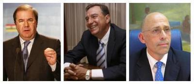 Herrera, Mateos y Sánchez-Pascuala, tres malas cabezas para una nefasta planificación