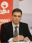 Pedro Sánchez, líder del PSOE y a quien Susana ya pone en duda.
