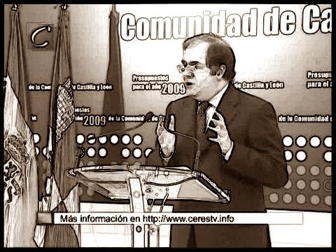 Juanvi Herrera, presidente de la Junta de Castilla y León