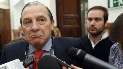 Martínez Pujalte, otro corrupto en la 'cuadra' de Mariano Rajoy.