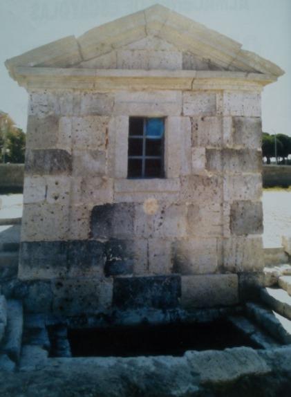Imagen de la Fuente Vieja tras su restauración en 1999. Foto nº 2.