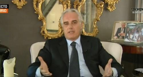 El Fundador de Rumasa ha decidido depositar toda su confianza en su hija Begoña, esposa de Antonio Biondini, en 2013.