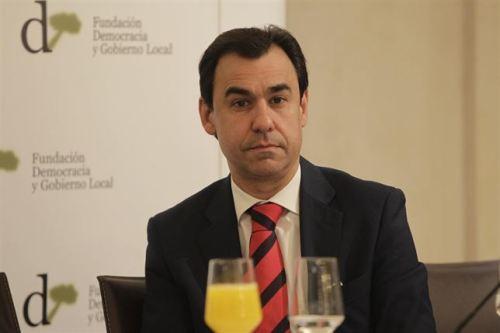 Martínez Maíllo, político en las filas del Partido Popular y presunto imputado en los feos asuntos de la fraudulenta Caja España (hoy dentro de Banco Ceiss)
