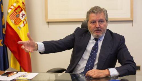 Íñigo Méndez de Vigo, actual ministro de educación del Gobierno de Rajoy.