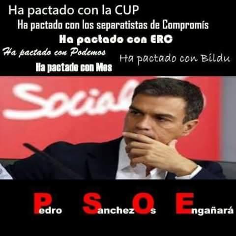 Pedro Sánchez, algo así como un 'Luis Candelas' rico que desprecia a los pobres.
