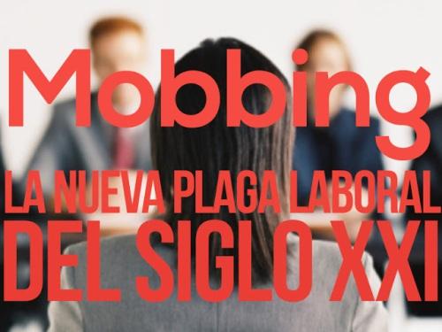 """""""Mobbing"""", la nueva plaga del siglo XXI. Conocido como la forma de actuar de los más cobardes."""