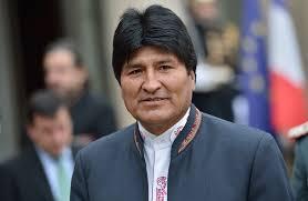 Evo Morales, presidente y dirigente boliviano, mediocre pensador y enemigo de la equidad.