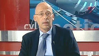 Fernando Sánchez-Pascuala Neira, todavía director general de Política Educativa Escolar.