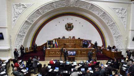 Asamblea Nacional de Venezuela.