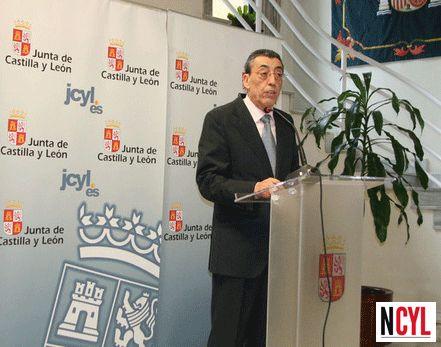 Bienvenido Mena Merchán, delegado Territorial d ela Junta en Salamanca.
