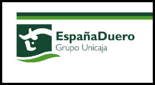 Nuevo logo d ela fusión Caja EspañaDuero