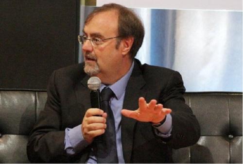 Fernando Rey Martínez, consejero de Educación en Castilla y León.