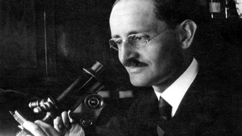 Doctor Pío del Río-Hortega, célebre médico e investigador español.