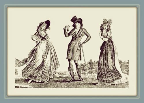 Grabado francés de la época revolucionaria (aprendiz de sastre). Muy pàrecido a la escena d elas 'magas' de Valencia, aunque falta Baltasara.