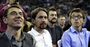 Sujetos podemitas que espiaron al Gobierno español