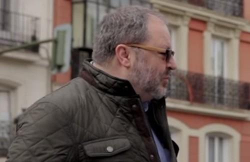 Javier Barbero, concejal podemita del Ayuntamiento de Madrid.