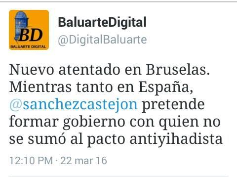 Una muestra de por qué Susana Díaz quiere apartar a Sánchez del desplome que se avecina en el PSOE.