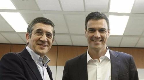 Un acuerdo entre PP, PSOE y Ciudadanos hace presidente del Congreso a Patxi López.