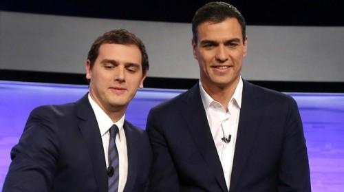 Rivera y Sánchez, dos deudores con España.