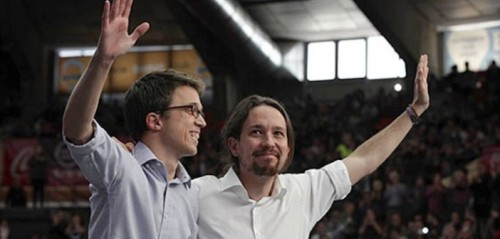 Errejón e Iglesias, dos amistades de la Universidad Complutense que han derivado en enfrentaqmiento personal por el control de Podemos.