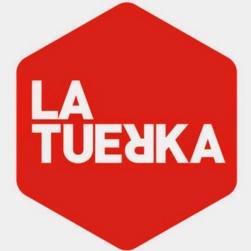 """Logo de """"La Tuerka"""", programa de Pablo Manuel Iglesias."""