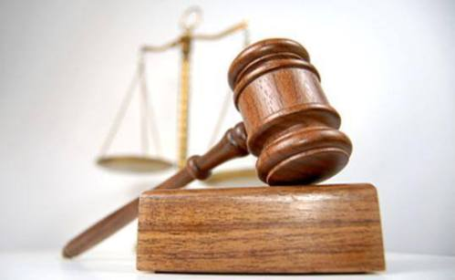 Mazo judicial