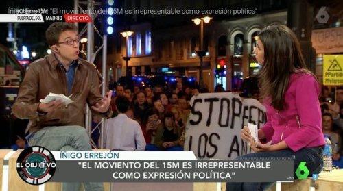 Errejón y Ana Pastor o la hipocresía concentrada en el Km 0.