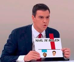Pedro Sánchez, conocido como 'Doctor NO', ante la presumible desaparición del PSOE.