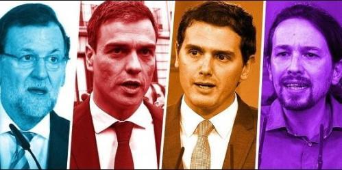 Inservibles 'gurús' de Moncloa y dañinos políticos del pueblo español.