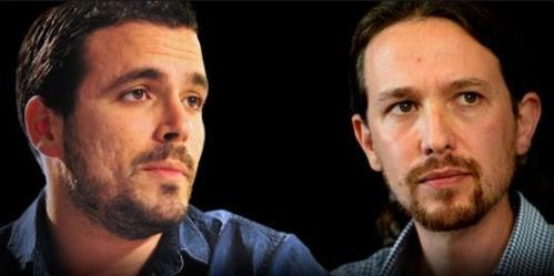 Garzón y Pablo Manuel 'Mezquitas'