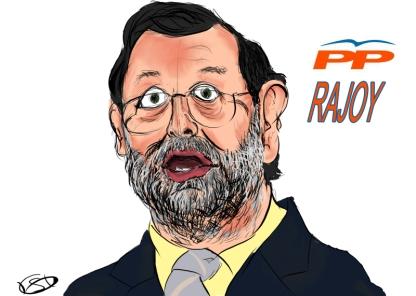 Mariano Rajoy Brey, presidente del Gobierno en funciones desde diciembre de 2015.