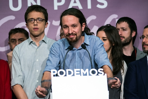 'Podemos' se desarma ante la presión de los errejonistas.