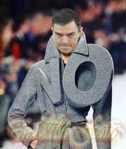 """""""Mr. NO"""", principal culpable del bloqueo gubernamental."""