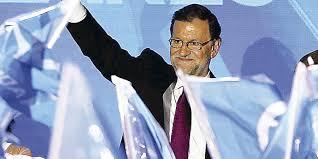 Mariano Rajoy Brey, presidente del Gobierno  español en funciones.