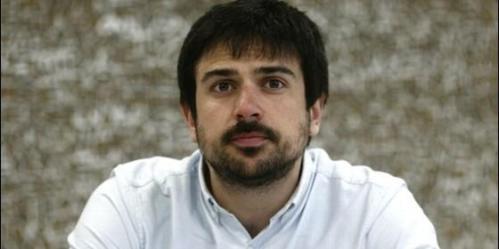 Ramón Espinar, podemita e hijo de uno d elos implicados en las tarjetas 'black' de Bankia.