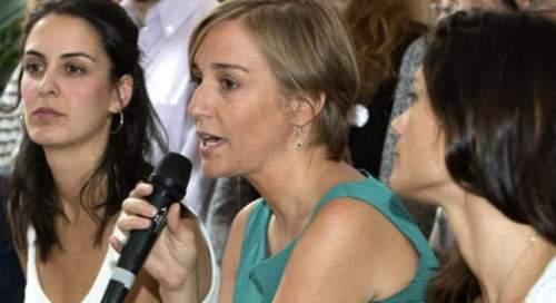 """Rita Maestre, alias """"Asaltacapillas"""" y Tania Sánchez (ex de IU y traidora a la organización) encabezan la candidatura de Podemos para Madrid."""