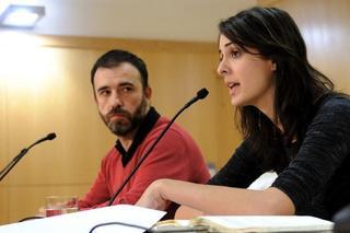 Nacho Murgui y Rita Maestre, ejemplo del municipalismo cursi, cafre y nepotista.
