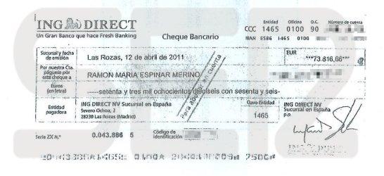 Datos sobre el acto de corrupción en que han pillado a Ramón Espinar.